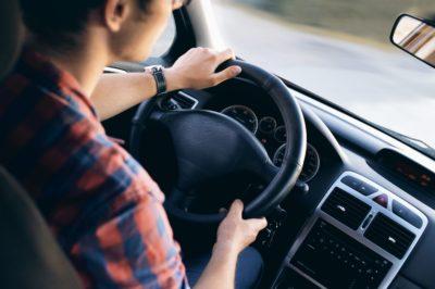 Keywords: driver;motion;auto;car;man;boy;guy;street
